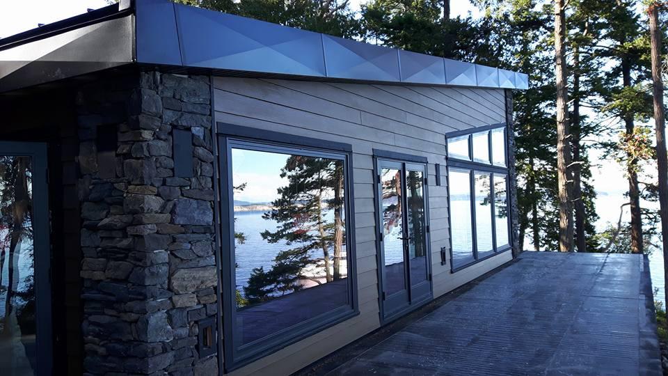 hughes timber craft home sidney island